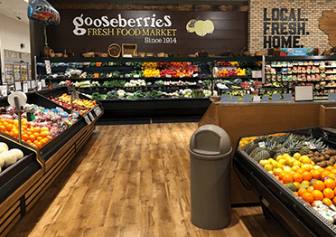 Gooseberries Fresh Food Market